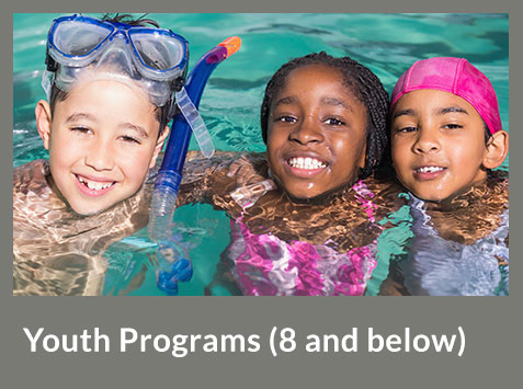 Youth Programs (8 and below)